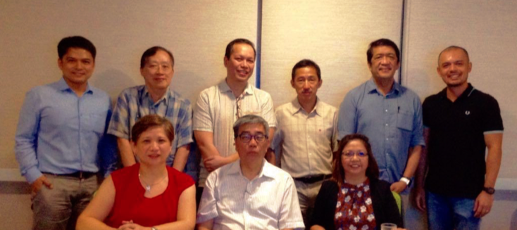 Organizational meeting of the Skeletal Radiology Society of the Philippine